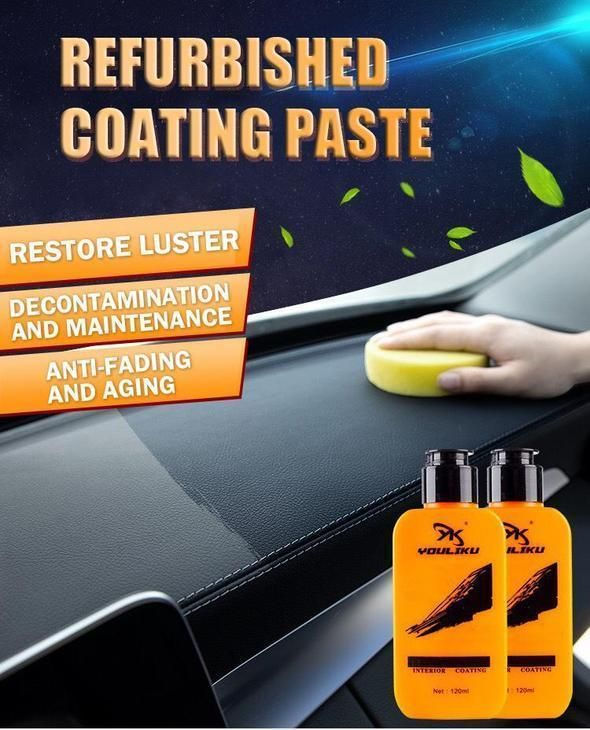 Car Leather Renewal Coating Leather Restoration Car Cleaning
