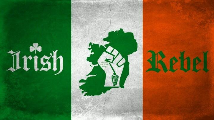 irish confederate flag