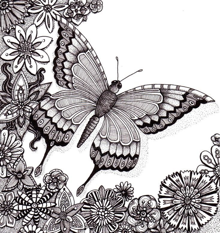 flower coloring pages adult coloring pages coloring books coloring for adults free coloring ink drawings abstract pencil drawings flower pencil