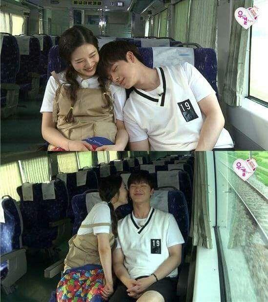 #SungJoy #WGM #Joy #Sungjae #RedVelvet #BTOB #WeGotMarried