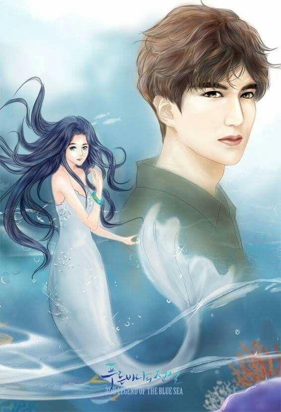 Download Drama The Legend Of The Blue Sea Sub Indo : download, drama, legend, Legend, Korean, Drama, Dinag, Achakzai
