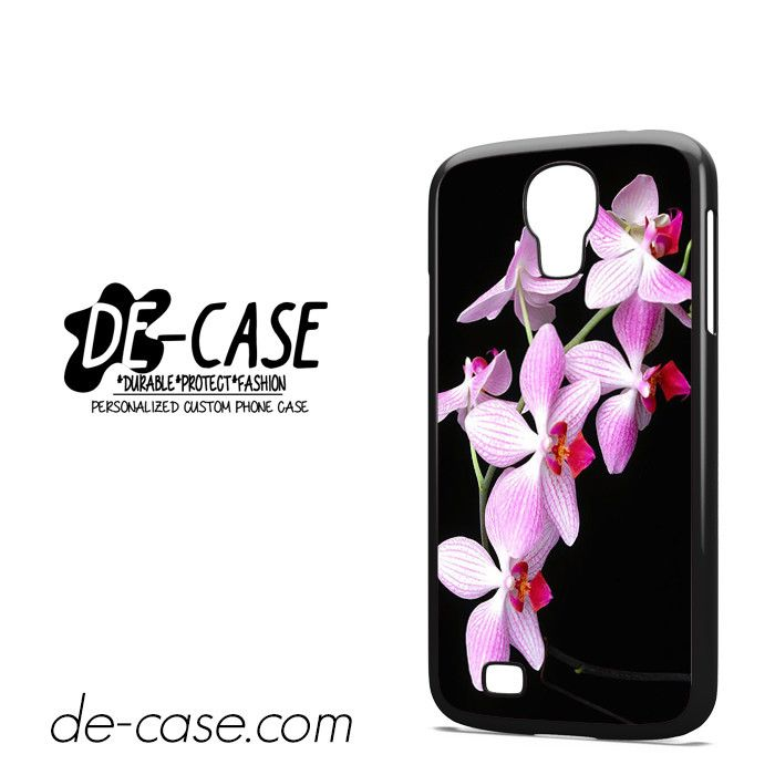 Beautiful Orchid Flower DEAL-1667 Samsung Phonecase Cover For Samsung Galaxy S4 / S4 Mini