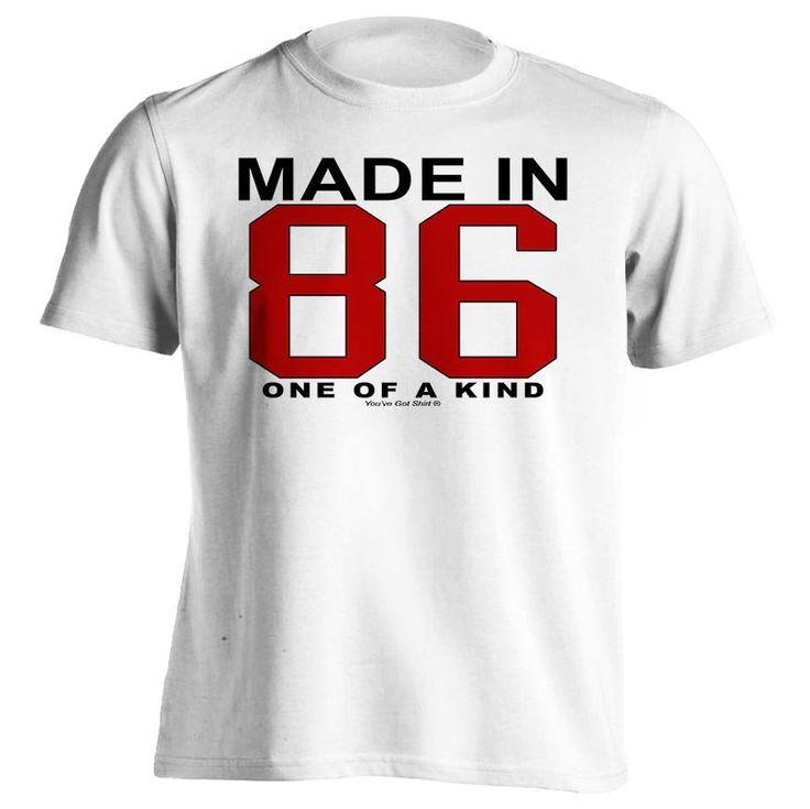 Mens 30th Birthday T-Shirt                                                                                                                                                                                 More