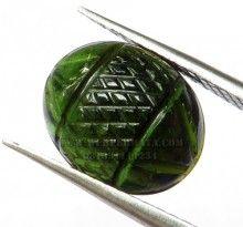 Batu Permata Green Tourmaline   Web Batu Permata, Koleksi Batu Permata, Batu Mulia, Jual Harga Murah