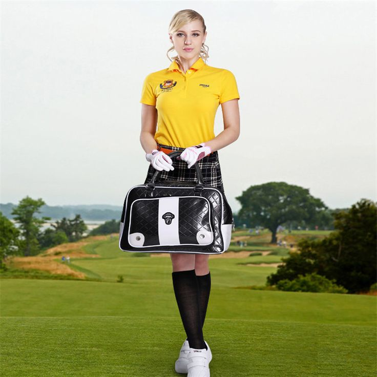 2016 Mulheres Roupas De Golfe Pgm Authentic Golf Apparel Miss Han Ban Ball Dress Material And Comfortable Short-sleeved T-shirt