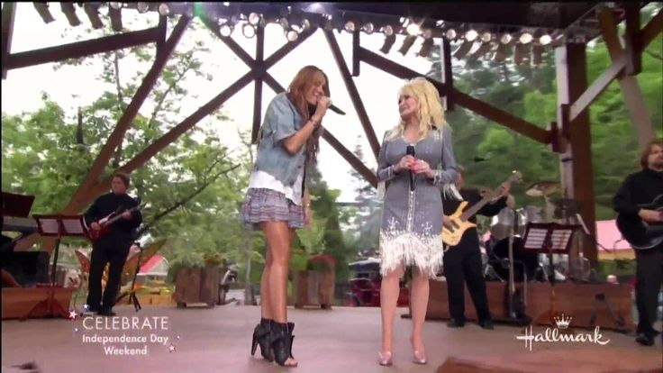 Jolene - performed by Miley Cyrus & Dolly Parton [HD] With Lyrics  This is done up verrry well.