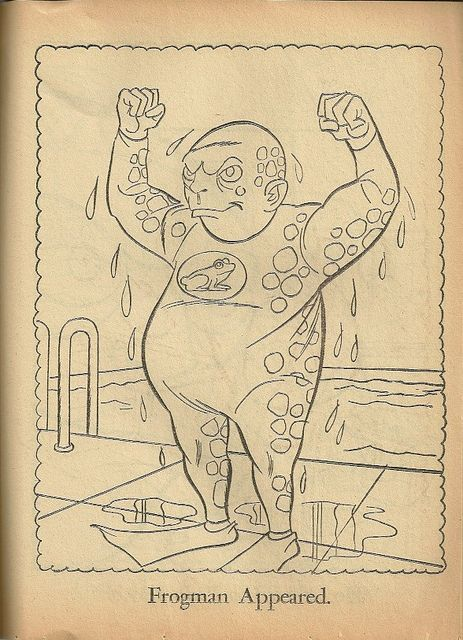 11 best Vintage coloring pages images on Pinterest | Coloring books ...