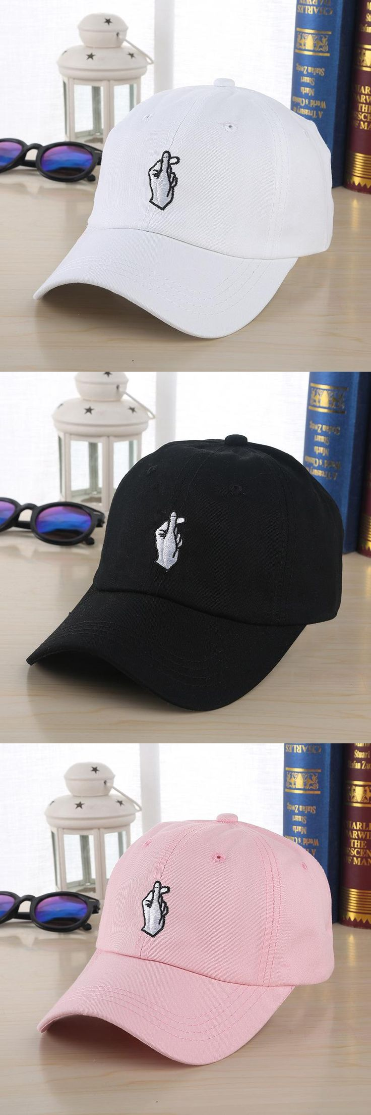 Embroidered Curved Brim Low Profile Baseball Polo Cap Hat  2017 girls golf sport baseball caps polo hats for women men style