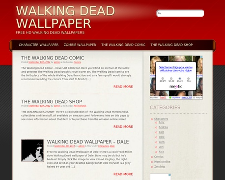 http://www.walkingdeadwallpaper.com/ | The Walking Dead Wallpaper - Free HD The Walking Dead Wallpaper. Walking Dead desktop backgrounds, info and merchandise. Free Walking Dead posters ready to download.