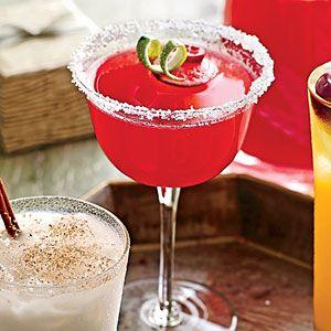 Southern Living, December 2013 Page 16  | Cranberry Margaritas | MyRecipes.com