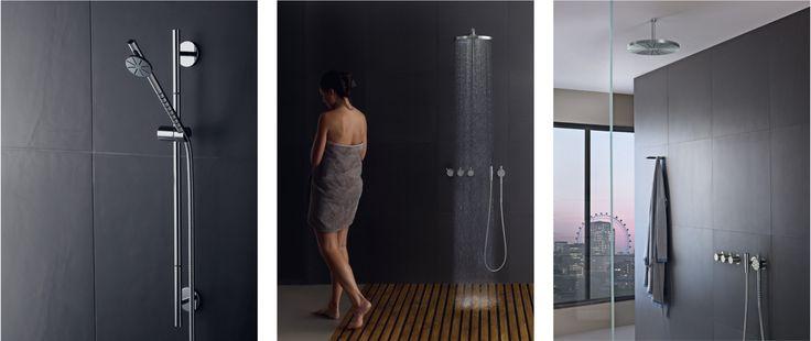 VOLA round hand shower