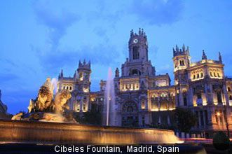 Madrid Spain Vacation Travel Reviews - hotels, resorts and activities