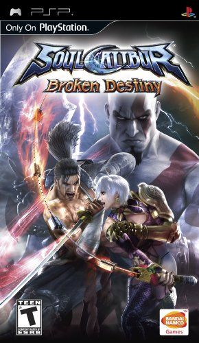 Broken Destiny - SOULCALIBUR