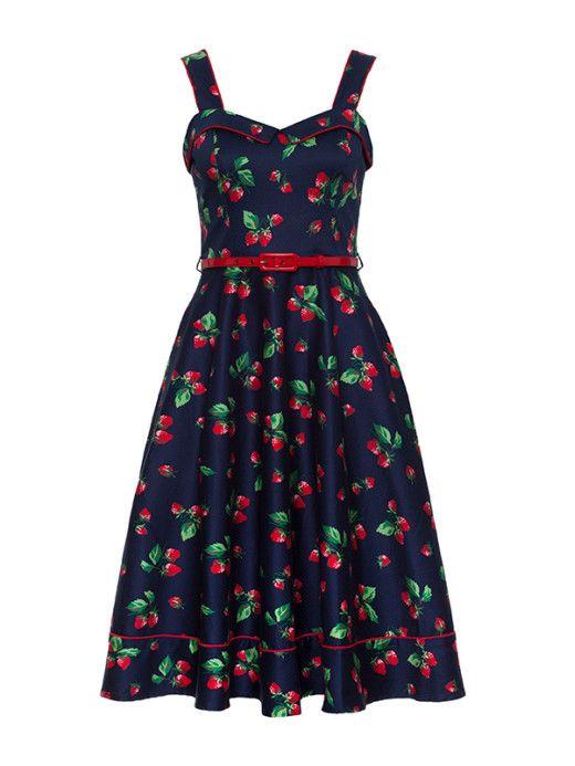 Review Australia | Strawberry Fields Dress