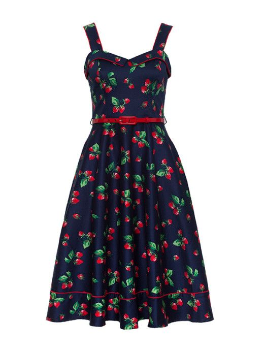 Review Australia | Strawberry Fields Dress