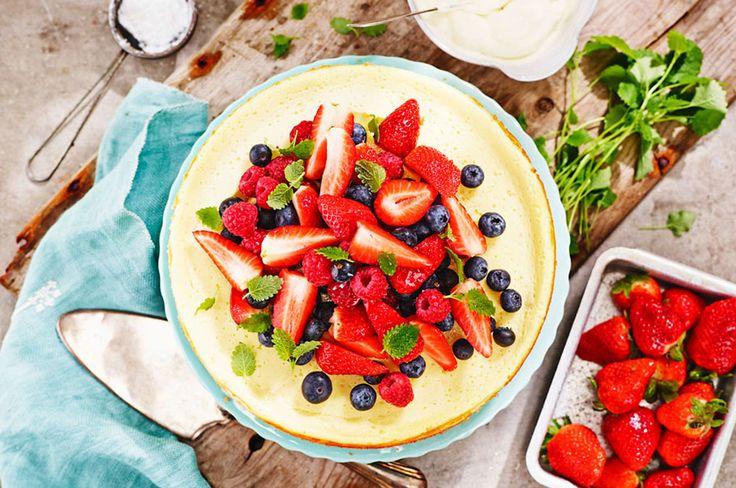 Lactosevrije Cheesecake rood fruit - Arla Lactofree