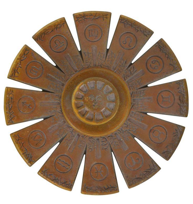 large zodiac door knob set by schlage c1972 - Schlage Door Hardware