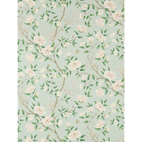 Buy Zoffany Romey's Garden Wallpaper Online at johnlewis.com