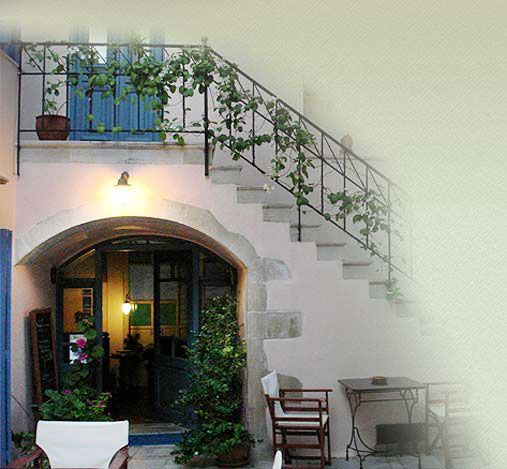 Villa Kynthia charming hotel in Panormo Rethymnon - Contact with our hotel