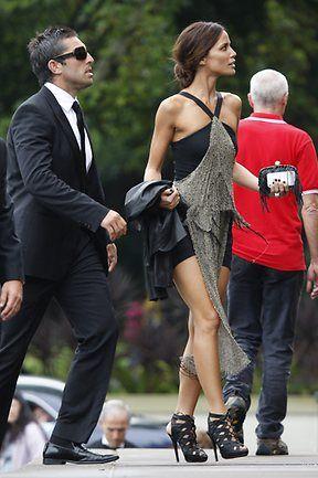 That dress. Jodi Gordon killin' it as usual!