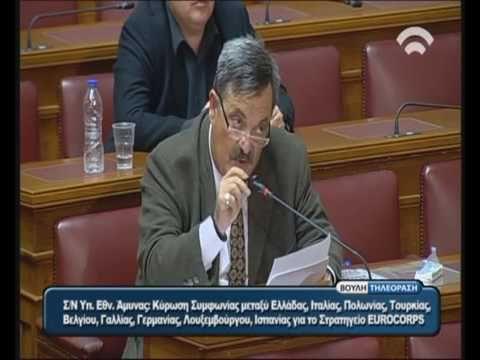 Χ.Παππάς προς Καμμένο: Mην τολμήσετε να στρέψετε όπλα Ελλήνων εναντίον Ε...