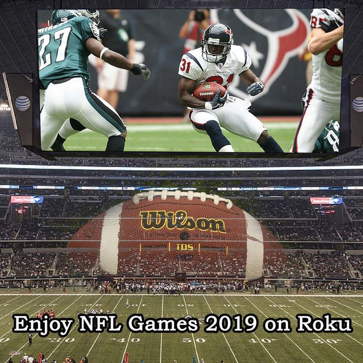 How to stream the NFL playoffs on your Roku devices (2019 ...