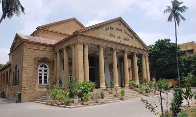 خالق دینا ہال : شہر قائد کی یادگار عمارتیں