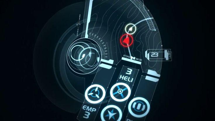 HUD Test by Carlos Villarreal on Vimeo