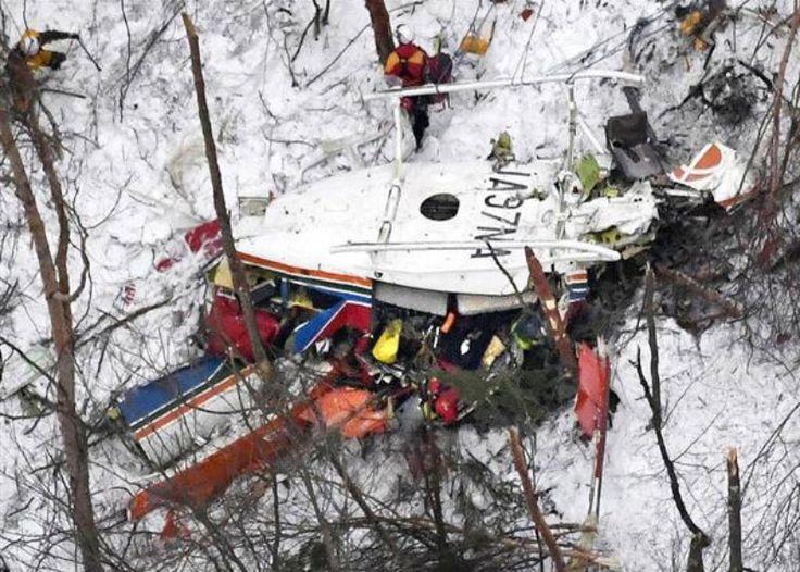 Un helicóptero del Cuerpo de Bomberos de Nagano cayó en la montaña, el domingo y las búsquedas fueron reiniciadas este lunes. Entérese más. Helicóptero del