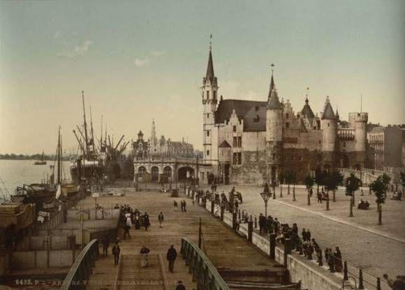 Steen Antwerpen 1900
