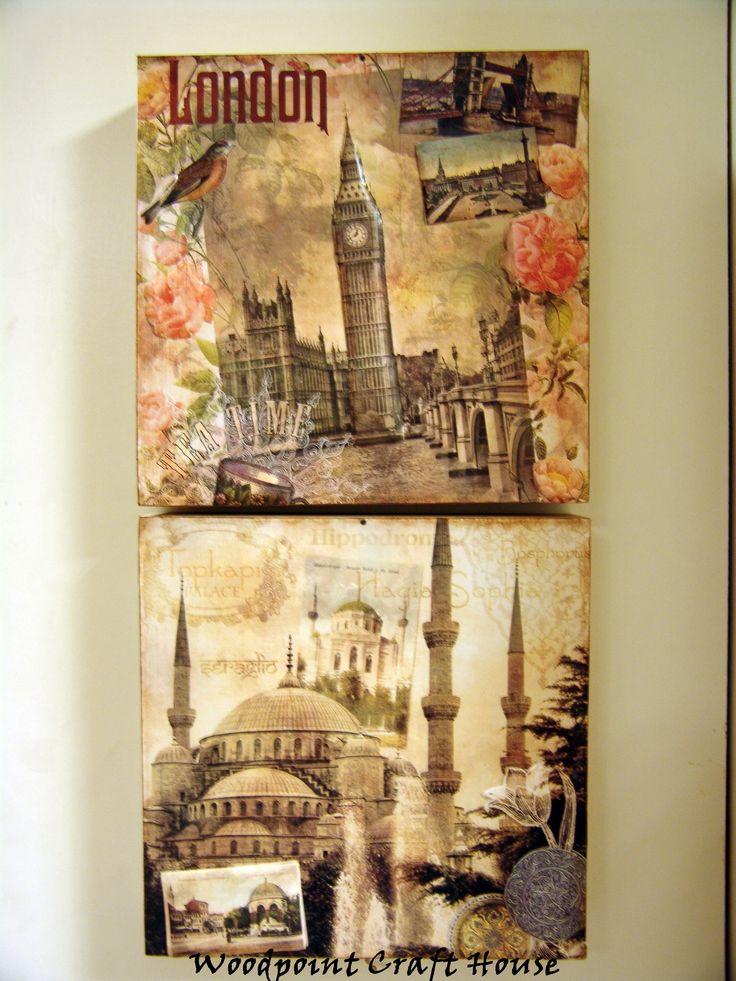 #painting #countrypainting #decopage #handpainting #gift #elyapımı #ahşapboyama #decopaj #elleboyama #hediyelik #WoodpoinCraftHouse #pano #3d decoupage #hamurkabartma #stencil #DIY