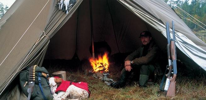 Dansk friluftsbutik med riktigt bra campingutrustning, även tältkåtor!