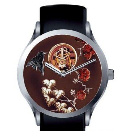 Van Cleef & Arpels diamond watch
