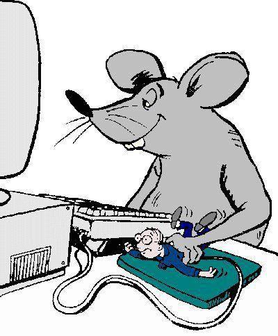 La vengeance de la souris