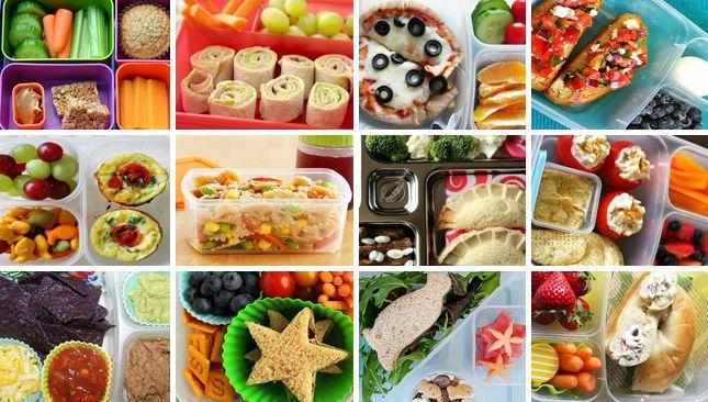 12 idées de repas pour la boîte à lunch