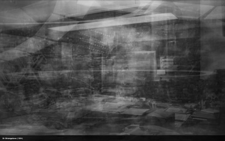 These Creepy Images Are The Result Of Taking Ultra-Long Exposures of Entire Films - UltraLinx