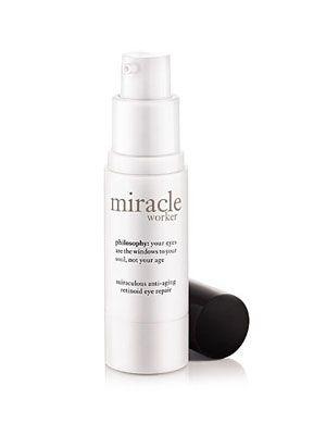 Erases Wrinkles for eye area