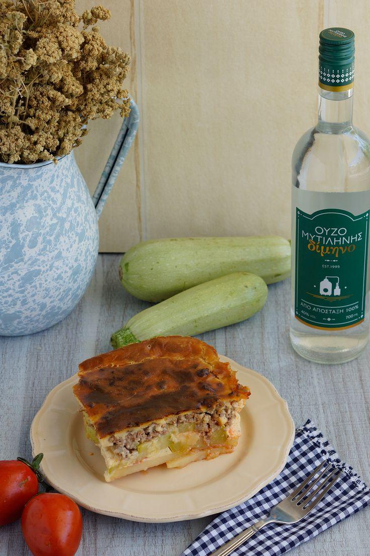 Zucchini Mousaka