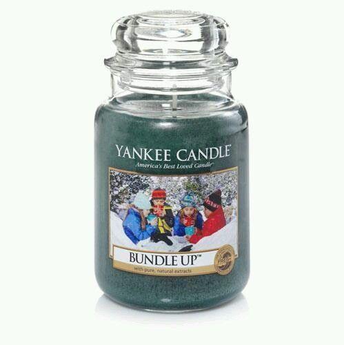 Yankee Candle Bundle Up Large Jar