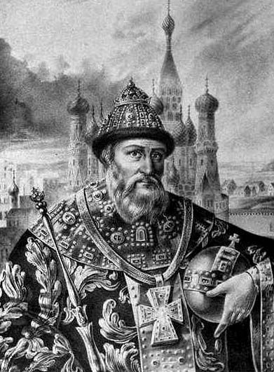 the life history of ivan iv of russia Ivan iv of russia's oprichnina is frequently  as ivan created other similar bodies throughout his life  the oprichnina of ivan the terrible: part 1.