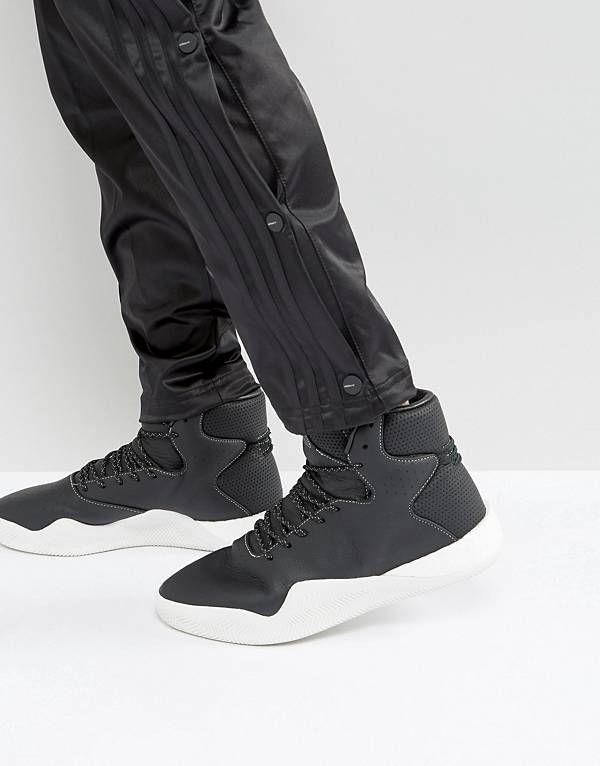 2e3a7f08546 adidas Originals Tubular Instinct Boost Sneakers In Black ...