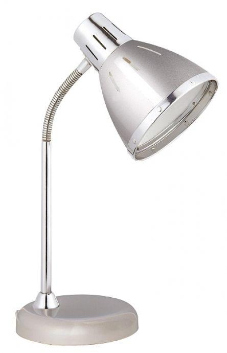 lampa de birou gri cu gat flexibil MARIO 4210 marca RabaLux