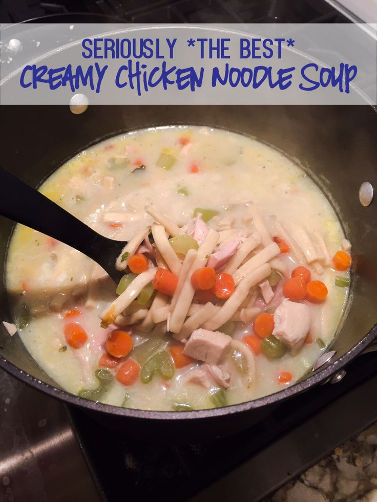 I can't believe how easy this soup is!! And low fat too. My husband had 3 bowls! :) :) :)