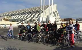 DOYOUBIKE RENTAL BIKES  bike group valencia