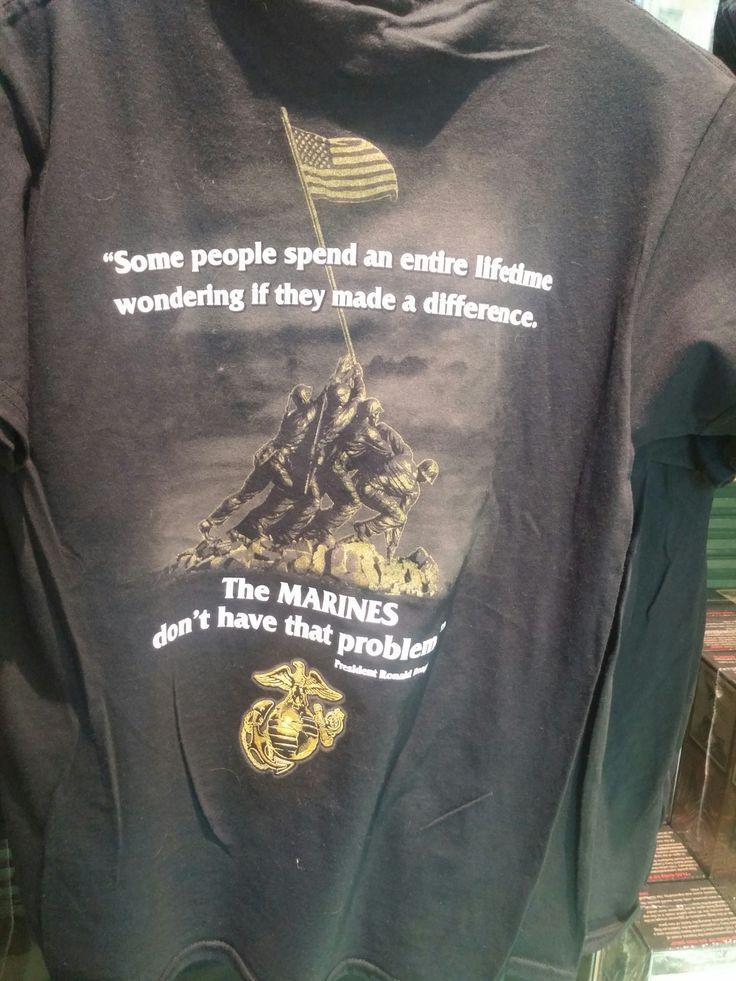 Marine Corps Museum gift shop - Quantico Virginia
