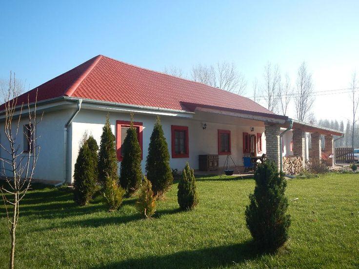 Beautiful rustic house from southern Slovakia | Nádherný domček na 12 árovom pozemku