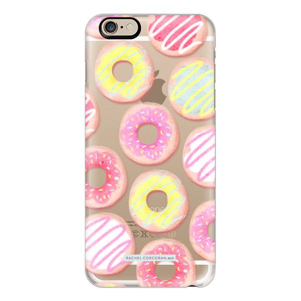 iPhone 6 Plus/6/5/5s/5c Case - Donuts Pattern Sweets Cute Candy Food... (53 CAD) ❤ liked on Polyvore featuring accessories, tech accessories, phone cases, tech, case, phone, iphone case, iphone cover case, pattern iphone case and print iphone case