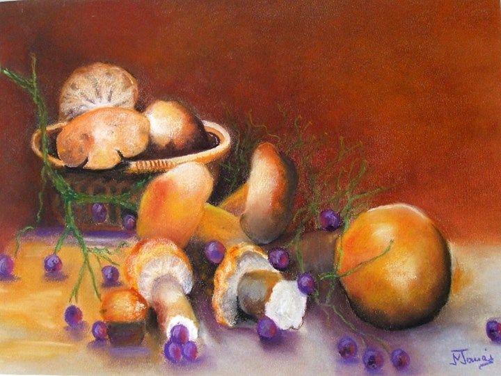 Bagas & Cogumelos  de Noémia Tomás