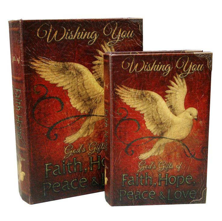 Винтаж кожа книга ящик для хранения качество отделки коробки книги реквизит книги поддельные книги коробка голубь мира