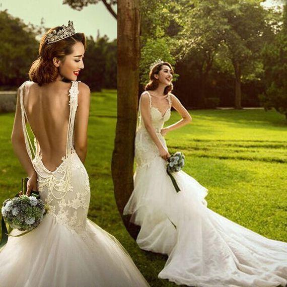 슬링 꼬리 치기 활공 웨딩 드레스 스튜디오 테마 의류 촬영 커플 사진 카메라 후행 레이스 고삐